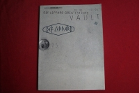Def Leppard - Greatest Hits 1980-1995 Songbook Notenbuch Vocal Guitar
