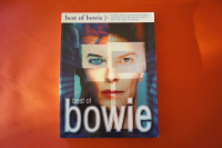 David Bowie - Best of Bowie  Songbook Notenbuch Piano Vocal Guitar PVG