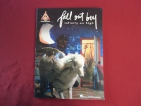 Fall Out Boy - Infinity on high  Songbook Notenbuch Vocal Guitar
