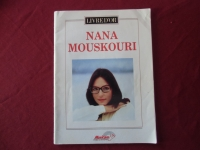 Nana Mouskouri - Livre d´Or  Songbook Notenbuch Piano Vocal Guitar PVG