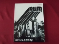 R.E.M. - Accelerate  Songbook Notenbuch Vocal Guitar