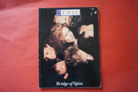 T Pau - Bridge of Spies (mit Poster) Songbook Notenbuch  Piano Vocal Guitar PVG