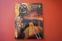 Machine Head - Burn my Eyes  Songbook Notenbuch Vocal Guitar