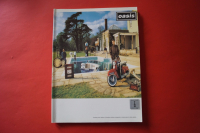 Oasis - Be here now  Songbook Notenbuch Vocal Guitar