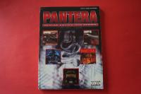 Pantera - Guitar Anthology  Songbook Notenbuch Vocal Guitar