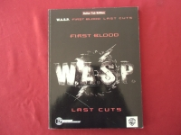 W.A.S.P. - First Blood Last Cuts  Songbook Notenbuch Vocal Guitar