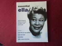 Ella Fitzgerald - Essential Ella  Songbook Notenbuch Piano Vocal Guitar PVG