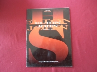 Elton John - Hot Songs 2  Songbook Notenbuch Piano Vocal Guitar PVG