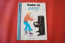 Elton John - Take it Easy  Songbook Notenbuch Easy Piano Vocal