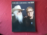 Elton John / Leon Russell - The Union  Songbook Notenbuch Piano Vocal Guitar PVG