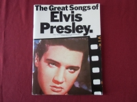 Elvis - The Great Songs of  Songbook Notenbuch Piano Vocal Guitar PVG