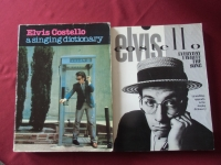 Elvis Costello - Everyday… / A Singing Dictionary  Songbooks Notenbücher Piano Vocal Guitar PVG
