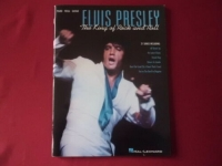 Elvis - The King of...  Songbook Notenbuch Piano Vocal Guitar PVG