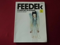 Feeder - Comfort in Sound  Songbook Notenbuch Vocal Guitar