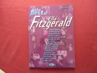 Ella Fitzgerald - The Best ofSongbook Notenbuch Piano Vocal Guitar PVG