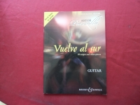Astor Piazzolla - Vuelvo al sur Songbook Notenbuch Guitar