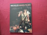 Amanda Palmer - Who killed Amanda Palmer Songbook Notenbuch Piano Vocal Guitar PVG