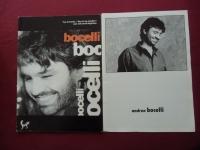 Andrea Bocelli - Con Te Partiro Songbook Notenbuch Vocal Guitar