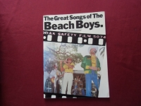 Beach Boys - The Great Songs of Songbook Notenbuch Piano Vocal Guitar PVG