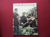 Beatles - Love Songs Songbook Notenbuch Piano Vocal Guitar PVG