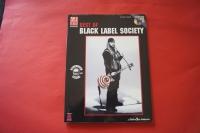 Black Label Society - Best of (mit CD) Songbook Notenbuch Vocal Guitar