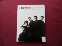 Boyzone - Said and done Songbook Notenbuch Piano Vocal Guitar PVG