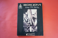 Bon Jovi - Keep the Faith Songbook Notenbuch Vocal Guitar