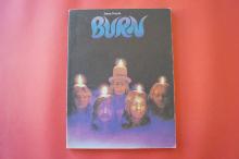 Deep Purple - Burn Songbook Notenbuch Piano Vocal Guitar PVG