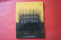 Editors - An End has a Start Songbook Notenbuch  Vocal Guitar