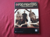 Foo Fighters - Guitar Tab Anthology  Songbook Notenbuch Vocal Guitar