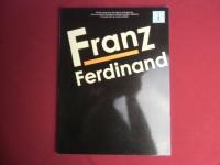 Franz Ferdinand - Franz Ferdinand  Songbook Notenbuch Vocal Guitar