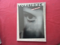 Foreigner - Inside Information Songbook Notenbuch Piano Vocal Guitar PVG