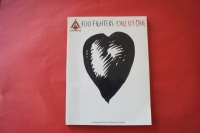Foo Fighters - One by One  Songbook Notenbuch Vocal Guitar