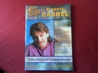 Francis Gabrel - Top Gabrel  Songbook Notenbuch Piano Vocal Guitar PVG