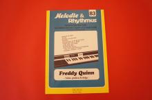 Freddy Quinn - Seine grossen Erfolge Songbook Notenbuch Keyboard Vocal