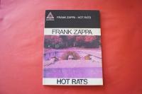 Frank Zappa - Hot Rats  Songbook Notenbuch Vocal Guitar