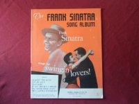 Frank Sinatra - The Song Album  Songbook Notenbuch Piano Vocal Guitar PVG