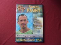 Florent Pagny - Top Pagny  Songbook Notenbuch Piano Vocal Guitar PVG