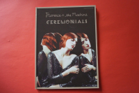 Florence + The Machine - Ceremonials  Songbook Notenbuch Piano Vocal Guitar PVG