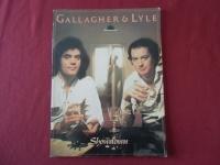 Gallagher & Lyle - Showdown  Songbook Notenbuch Piano Vocal Guitar PVG