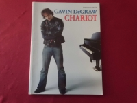 Gavin DeGraw - Chariot  Songbook Notenbuch Piano Vocal Guitar PVG