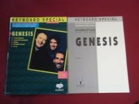 Genesis - Keyboard Special Songbook Notenbuch Piano Vocal Guitar PVG