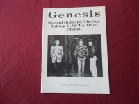 Genesis - 3 Songs  Songbook Notenbuch Piano Vocal Guitar PVG