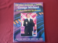George Michael - 15 Chart Hits for Keyboard  Songbook Notenbuch Vocal Keyboard
