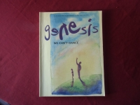 Genesis - We Can´t Dance  Songbook Notenbuch Piano Vocal Guitar PVG