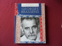 Georges Brassens - 50 Great Songs Songbook Notenbuch Piano Vocal Guitar PVG