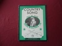 Hank Williams - Hall of Fame  Songbook Notenbuch Vocal Guitar