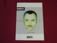 Heinz Rudolf Kunze - Richter-Skala  Songbook Notenbuch Vocal Guitar