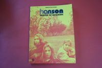 Hanson - Middle of Nowhere (mit Poster)  Songbook Notenbuch Piano Vocal Guitar PVG