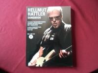 Hellmut Hattler - Songbook (mit mp3-CD)  Songbook Notenbuch Guitar